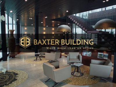 BAXTER BUILDING EXPO