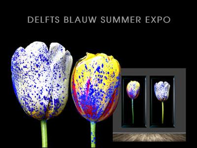 DELFTS BLAUW SUMMER EXPO